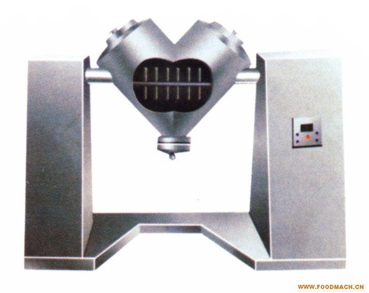 强制型搅拌系列混和机VI型