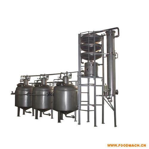 ZLJ果渣蒸馏机组