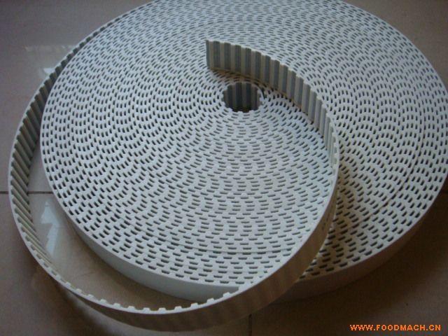 特殊加工齿形带 打孔同步带 天津聚氨酯同步带