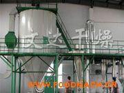 速溶茶专用喷雾干燥机