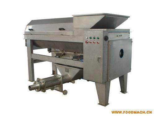野生山葡萄专用葡萄除梗破碎榨汁机SCGP-2