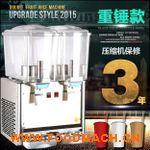双缸三缸冷热饮料机果汁机
