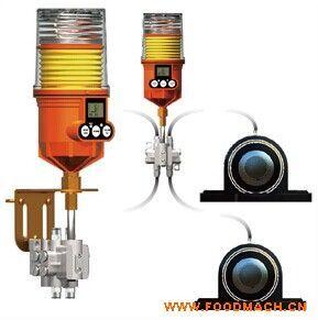KLT250数码显示泵送注脂器-太原导轨自动润滑器