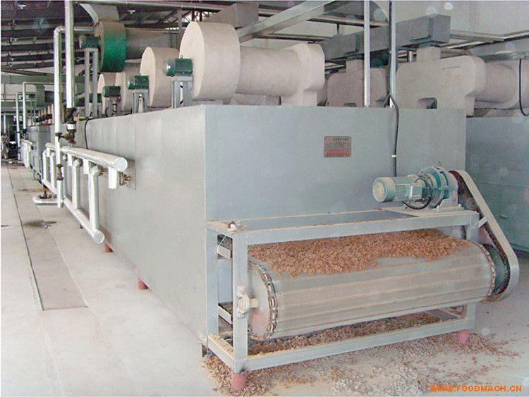 高丽菜网带式干燥机