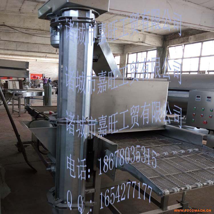 厂家直销麻薯裹粉机 自动裹粉机 自动上粉机