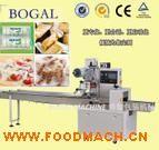 博伽食品全自动包装机 油角包装机 广东油炸角仔包装机