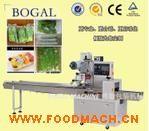 枕式专用保鲜蔬菜包装机 薄膜包装蔬菜机械设备 叶菜包装设备
