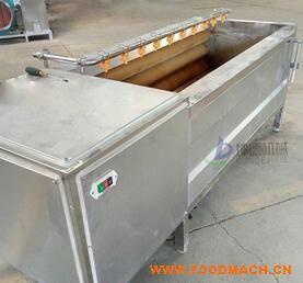 厂家供应土豆去泥清洗机 大蒜清洗设备