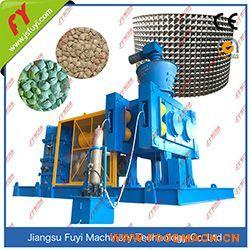 氯化钾对辊挤压造粒成套设备,复混肥干法造粒机,氯化铵制粒设备