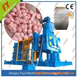 干法辊压造粒设备,复混肥对辊造粒成套设备,硫酸钾挤压造粒机.