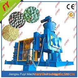 氯化钾干法辊压造粒机,复合肥干法造粒设备,氯化铵对辊造粒机.