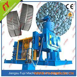对辊挤压造粒成套设备,粉体挤压造粒机,不规则颗粒对辊造粒设备