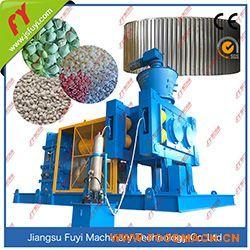 干法挤压造粒机,复混肥对辊挤压造粒设备,磷肥造粒成套生产线.