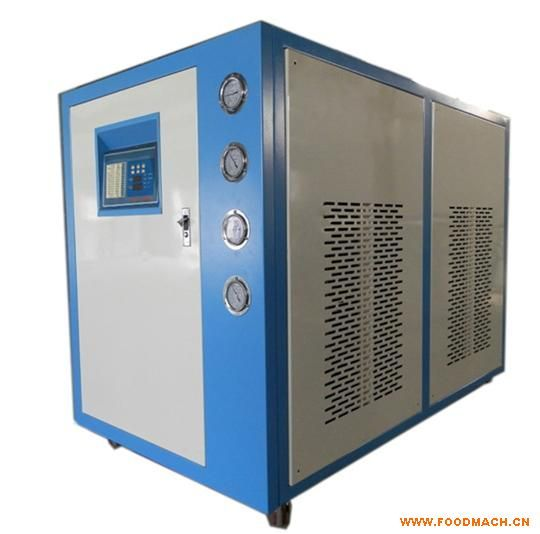 水冷式冷水机_一体化水冷冷水机组_螺杆式冷水机
