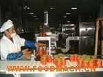 厂家直销瓶装酱菜微波杀菌设备