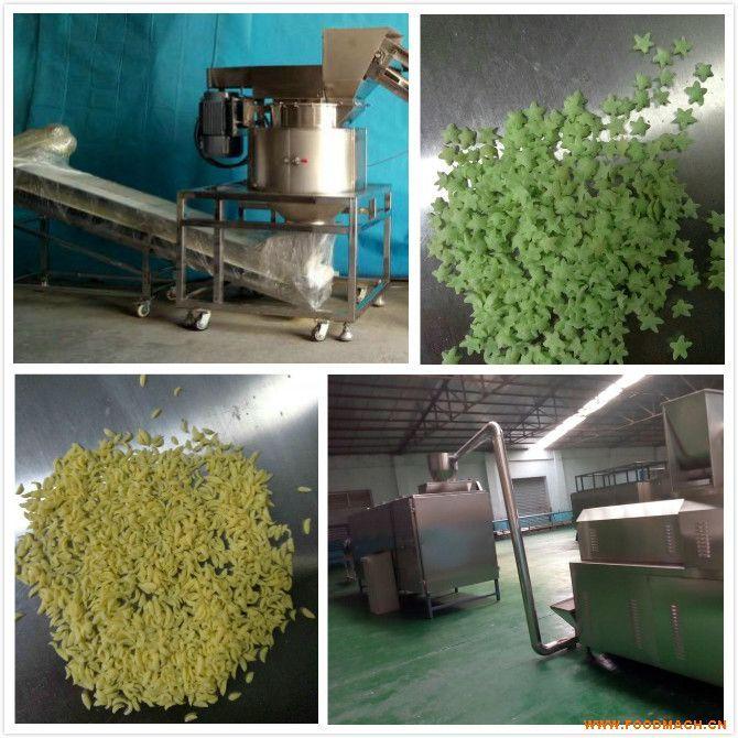 台湾油炸面包糠生产线