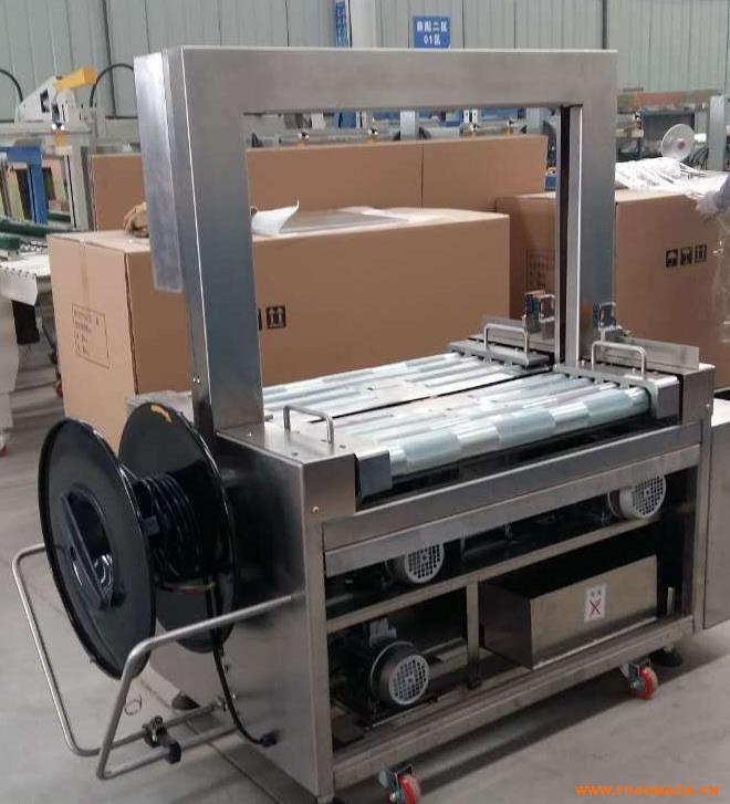 优质加气砖流水线打包机生产厂家