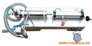膏体分装机液体气动灌装机