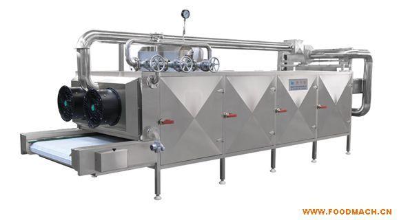 定制食品烘干机 连续干燥机 多层烘干设备