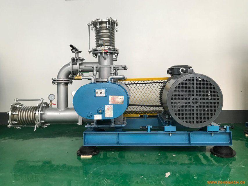 罗茨蒸汽压缩机厂家直销