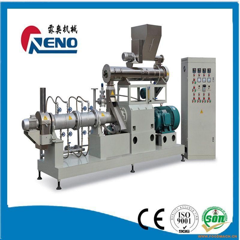 济南霖奥SLG110宠物食品机器设备生产线
