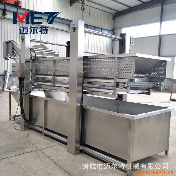 大型提升式 鸡 鸭产品解冻流水线 优质不锈钢解冻机