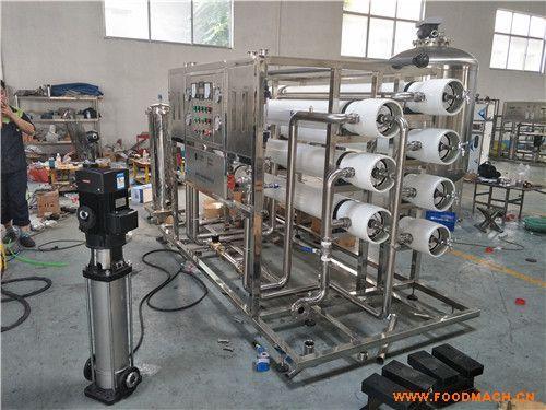 纯净水设备厂家--饮用水水质与健康