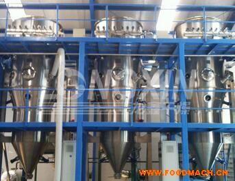 密闭沸腾干燥机-工作原理-性能优势