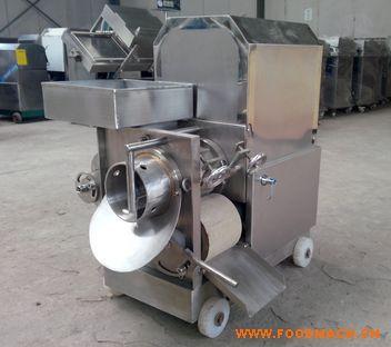 劲创鱼肉采集机专业生产厂家