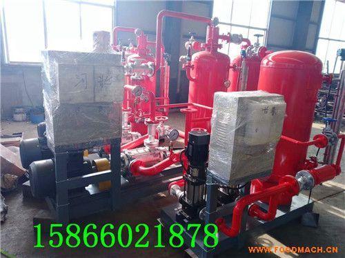 蒸汽冷凝水回收装置在发电行业节能优势