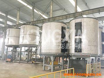 干法变性淀粉干燥机-连续生产-质量稳定