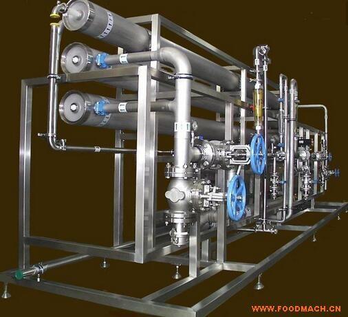 动物多肽分离设备厂家 德兰梅勒膜分离