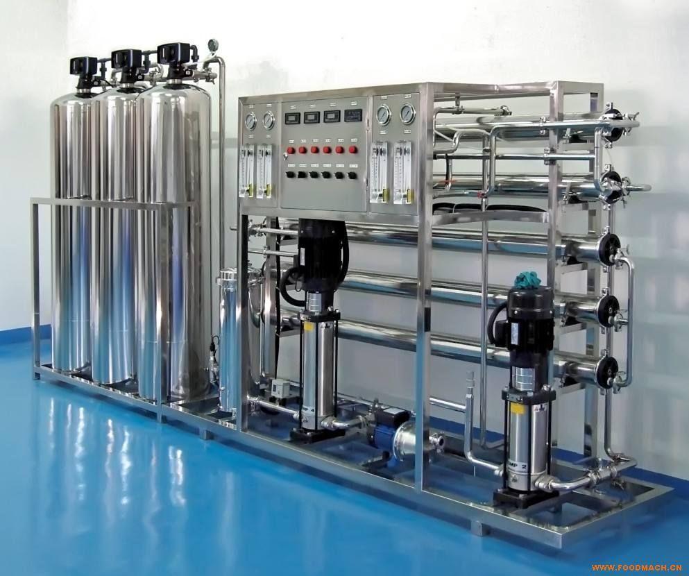 啤酒过滤设备价格 德兰梅勒膜分离技术