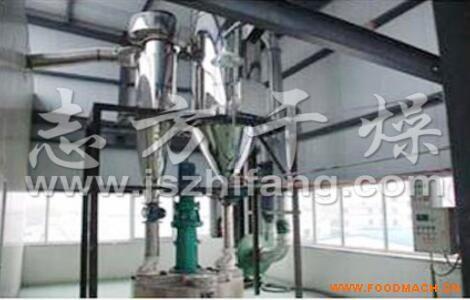 干法变性淀粉干燥机-干法变性淀粉反应生产线