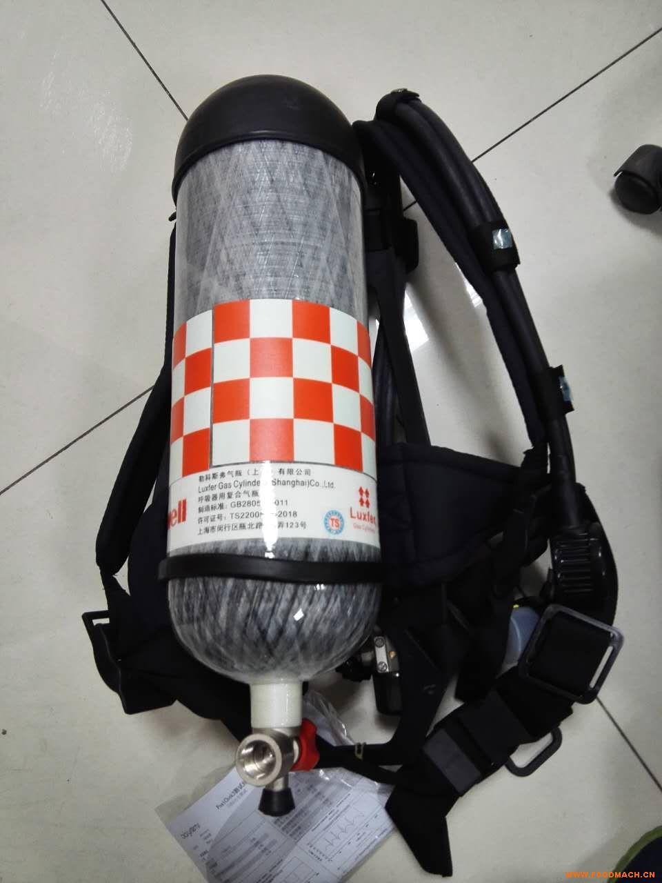 霍尼韦尔RHZKF6.8\30正压式消防空气呼吸器