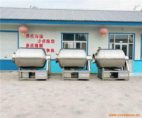 肉制品真空滚揉机的使用说明